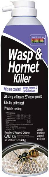 Bonide, Wasp & Hornet Killer Areosol, 15 Oz