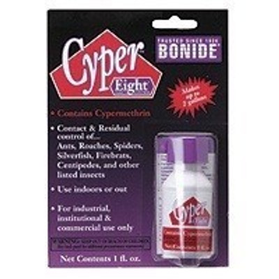 Bonide, Cyper Eight Insecticide, 1 Oz