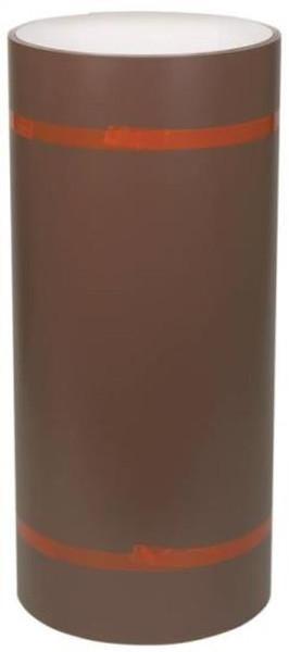 "Aluminum Trim Coil, 24"" x 50', Brown/White"