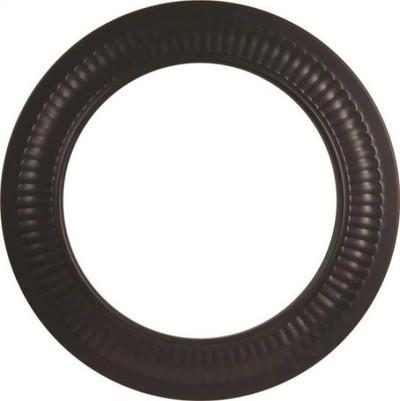 "Stove Pipe, Black, 6"", Collar"