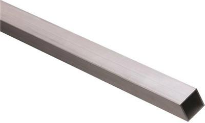 """Aluminum Square Tube, 1"""" x 72"""", Mill Finish"""