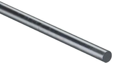 "Steel, Rod, 1/2"" X 36"", Zinc Plated"