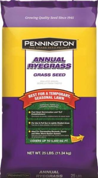 Annual Rye Grass Seed, 25 Lb