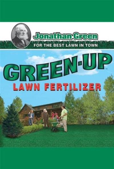 Jonathan Green, Green-Up, Lawn Fertilizer, 29-0-3, 45 Lb