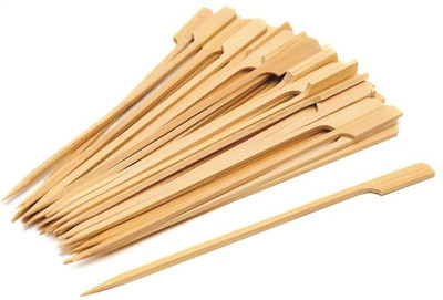 "Skewers, Bamboo,  7"", 50 Pack"