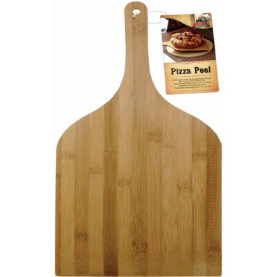 "Pizza Peel, Natural Bamboo, 9.5"" x 16"""