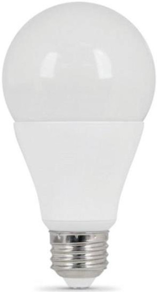 LED, A21, 1,100 Lumens, 11 Watts, Dimmable
