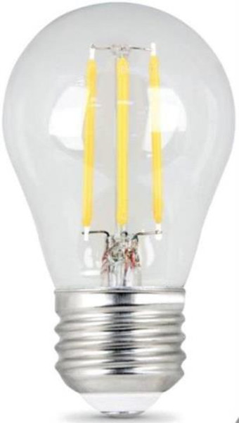 LED, A15, 200 Lumens, 2.5 Watts, Dimmable, 2 Pack
