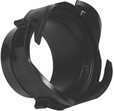 RV Sewer Hose  Adapter, Straight, W/Bayonnet