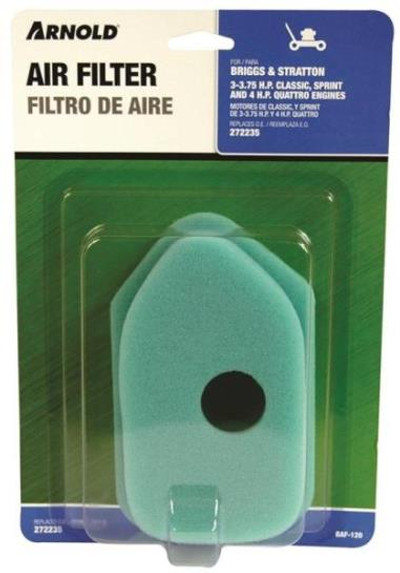 Briggs & Stratton Air Filter, 3.5 HP