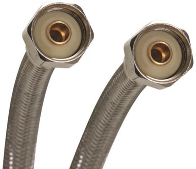 """SS, Supply Line, Universal Fits All, 12"""""""