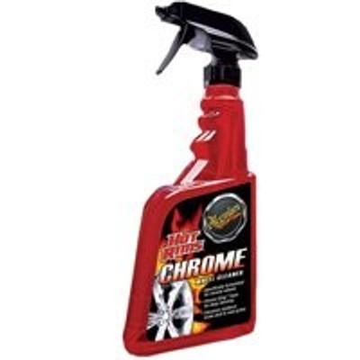 Hot Rims Chrome Wheel Cleaner 24 Oz