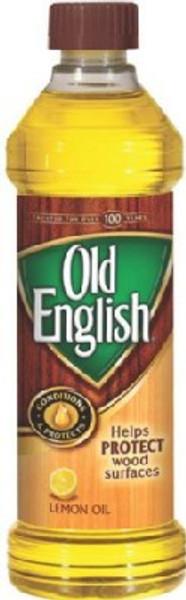 Old English Lemon Furniture Polish, 16 Oz