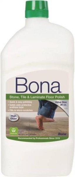Bona, Hard Floor Polish, 32 Oz