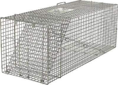 "Havahart Live Animal Cage Trap, 42"" x 15"" x 15"""