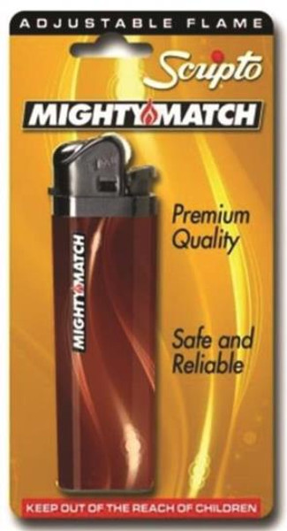 Mighty Match Pocket Lighter