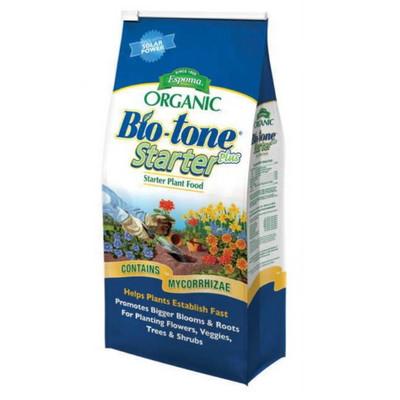 Espoma, Organic, Bio Tone Starter Plus Plant Food 20 Lb