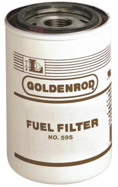 Fuel Filter, 595-5, Spin-On, Replacement