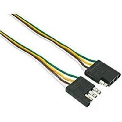 """Trailer Wire Connection Cable, 4 Way, 60"""" Long"""
