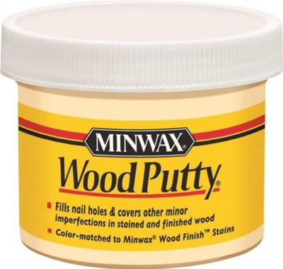 Minwax, Wood Putty, Natural Pine, 3.75 Oz