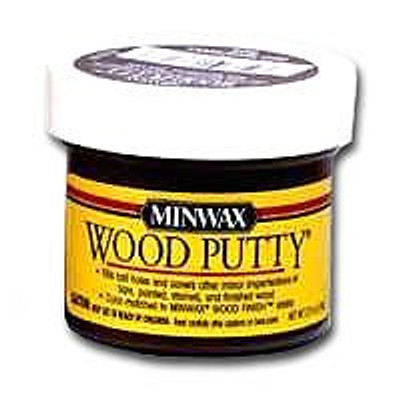 Minwax, Wood Putty, Colonial Maple, 3.75 Oz