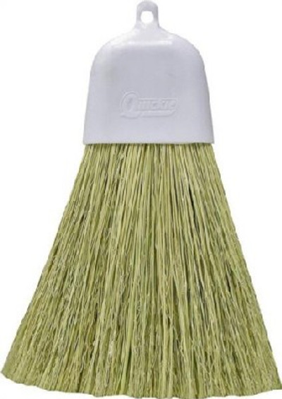 Whisk Brooms, Hull Broom Corn, 10-1/2 Inch