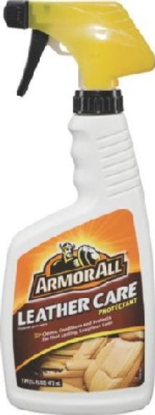 ArmorAll, Leather Care Protectant, 16 Oz Spray