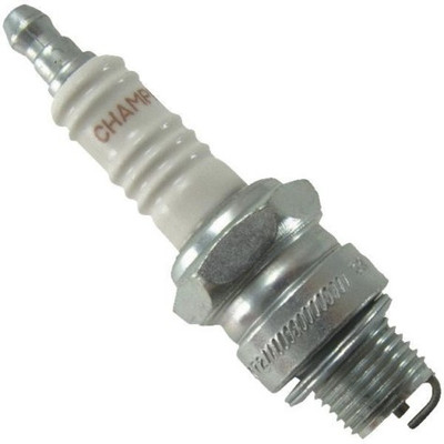 Champion Spark Plug, 844-1, For Use With Small Engines, 14 mm Thread, 7/16 in Hex, 13/16 in