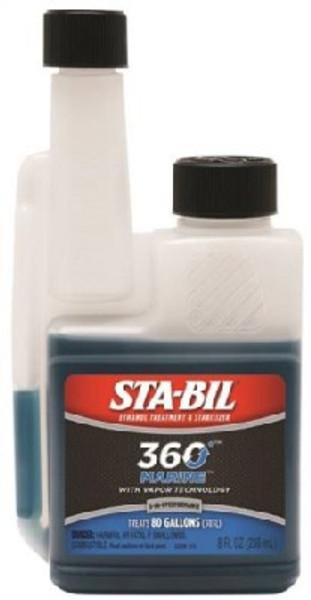Sta-Bil, Marine Formula Fuel Stabilizer, 8 Oz, Blue/Green