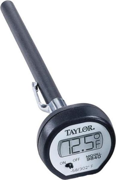 Thermometer, Pocket, Digital, -58 To 302 Deg F