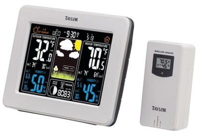 Weather Station, Indoor - Outdoor, Wireless