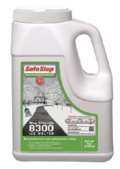 Safe Step Extreme 8300 Ice Melter, 8 lb, Jug