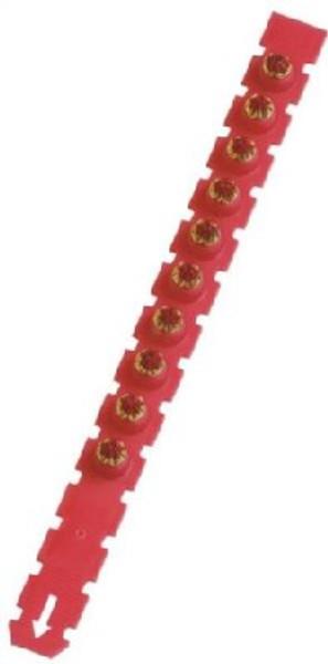 Ramset, Power Hammer Load Strips, .27  Caliber, Red, 5 Power Level, 10 Load Strips