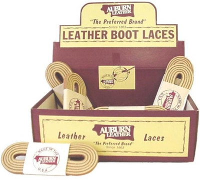 Leather Boot Lace 72""
