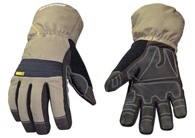Gloves, Youngstown Winter Glove, X-Large, Waterproof