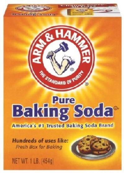 Arm & Hammer Baking Soda, Fridge-N-Freezer, 1 Lb Box
