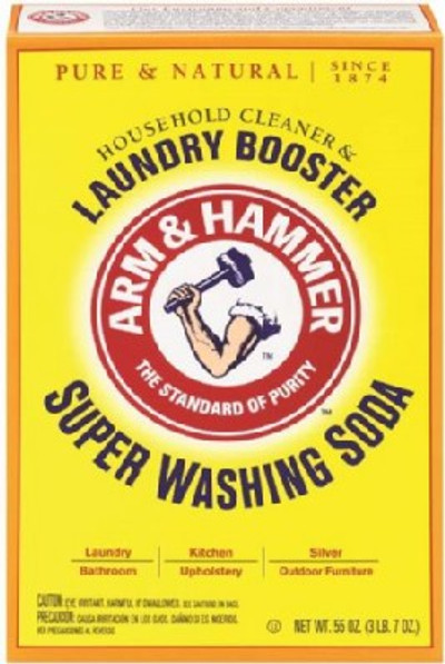 Arm & Hammer, Super Washing Soda, 55 Oz