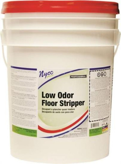 Floor Stripper, Commercial, Low Odor,5 Gallon