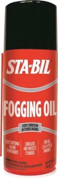 Sta-Bil, Fogging Oil, 12 Oz Spray