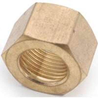 """Compression Fittings, 5/8"""", Nut, Brass"""