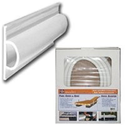 Dock Bumper 16' White PVC