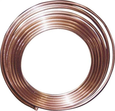"Copper Tubing, 3/8"" x  50', Soft"