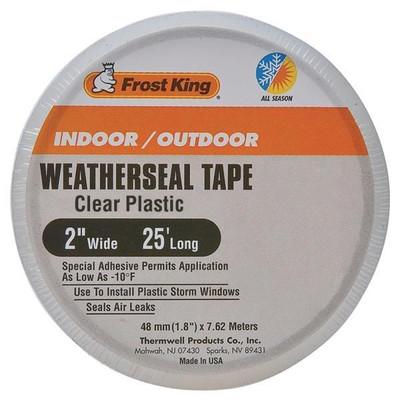 "Weatherseal, Tape 2"" x 25'"