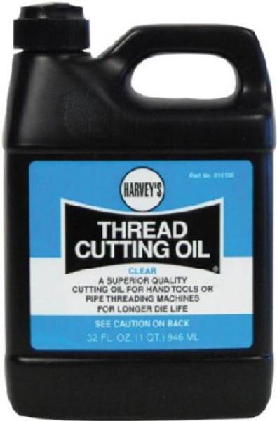 Harvey's, Thread Cutting Oil, 32 Oz