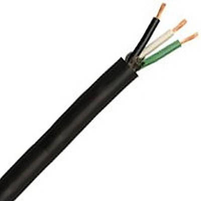 12/3, SJ Cable, 1', Rubber Jacket