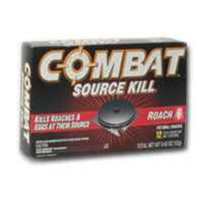 Combat, Small Roach Killer Stations, 12 Pack