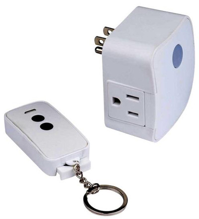 Remote Switch, Wireless, 5 Amp, 125 VAC