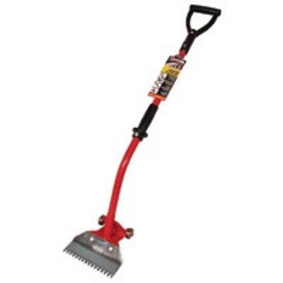 """Roof Shingle Remover With Wheels, 3"""" x 9"""" Blade"""