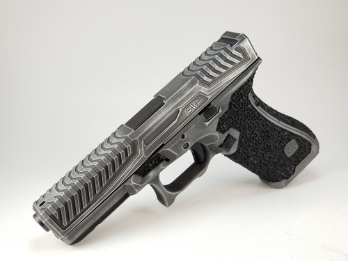 SABER CUT BLANK SLIDE - Southwest Precision Arms LLC