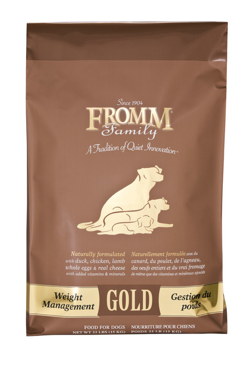 Weight Management Adult Gold 33 LB